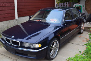2001 BMW 740i  / Low miles / trade  for 4x4     No scammers