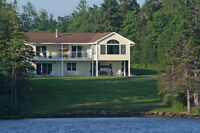 Executive water front home - New Price!