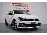 Volkswagen Polo GTI Plus TSi DSG - LOW RATE PCP JUST £299 PER MONTH