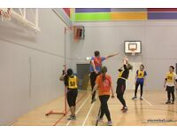 Versatility Leagues - Netball, Basketball and Frisbee all in one game!