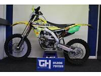 2017 Yamaha YZ250F | Low Hours | Standard Plastics Included