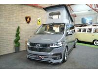 Volkswagen Transporter T6.1 t6 TDI DSG AURORA EDITION HLN CAMPERVAN 4 BERTH