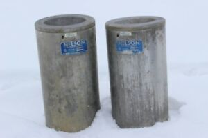 2 free standing Nelson waterers
