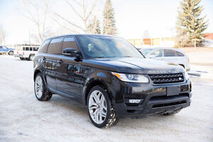 2014 Land Rover Range Rover Sport SUV, Crossover