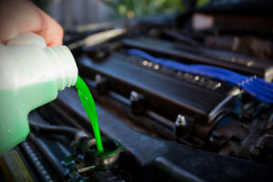 Coolant Flush at BTR Auto Repair & Tire