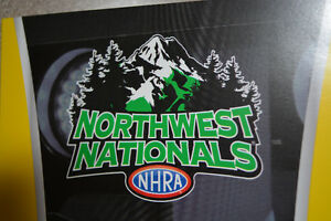 NHRA Northwest Nationals Drag Races Aug 4-6