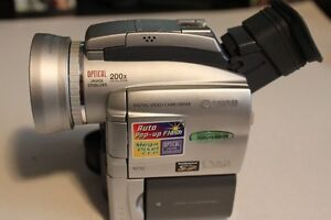 Canon Digital Video Camcorder Optura 100