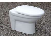 Villeroy & Boch white Toilet Pan and seat