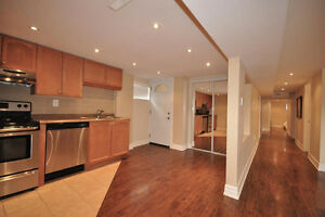 A Newly Renovated 3BR Basement for Rent in Newmarket