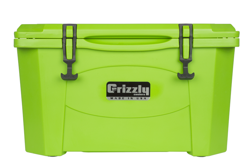 Grizzly Coolers 40 Quart Rotomolded Cooler,