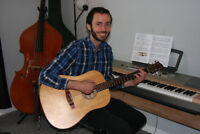 Guitar Lessons - Free Trial Lesson