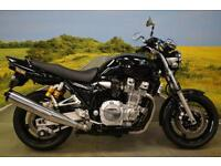 Yamaha XJR1300 2011** Service History, Ohlins Suspension