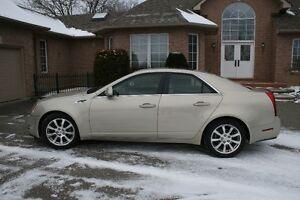2008 Cadillac CTS w/1SA Sedan