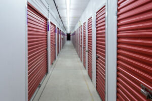 Feeling boxed in at your home office?  Rent a storage unit here