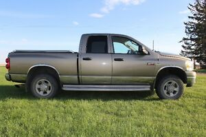 2007 Dodge Ram 2500 HD - SLT Quad Cab