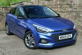image for 2020 Hyundai i20 1.2 MPi Play 5dr Hatchback Petrol Manual