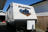 29' Prowler Trailer for Sale