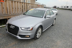 2016 Audi A4 SLine Sedan- 2.0 Turbo AWD Quattro