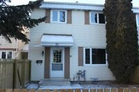 FULLY RENOVATED Townhouse in Edmonton's West End!