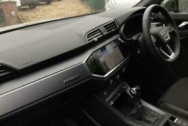 2019 Audi Q3 S line 45 TFSI quattro 230 PS S tronic Semi Auto Estate Petrol Auto