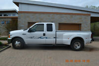 2001 Ford F-350 Lariat V10 Double Roue