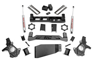 """ROUGH COUNTRY 5"""" LIFT CHEVY/GM 1500 07-13"""