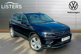 image for 2020 Volkswagen TIGUAN DIESEL ESTATE 2.0 TDI 190 4Motion SEL 5dr DSG Auto SUV Di
