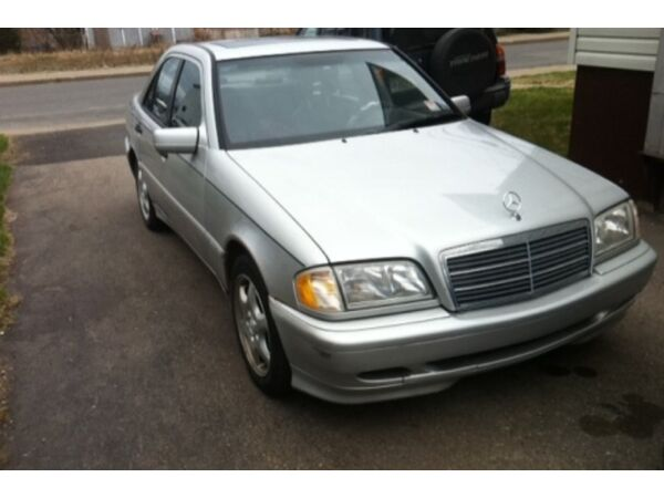 Used 1999 Mercedes-Benz C-Class
