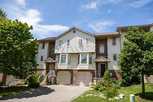Townhouse for rent in West Waterloo