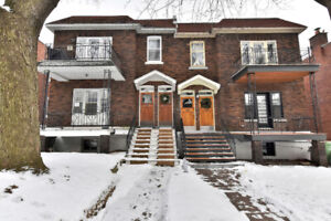 $2400 - NDG - THREE-BEDROOM, TWO LEVEL CONDO FOR RENT