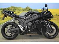Yamaha YZFR1 2007**GEAR POSITION INDICATOR, SHIFT LIGHT, ADJUSTABLE SUSPENSION**