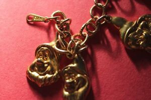SIGNED DISNEY CHARM BRACELET (VIEW OTHER ADS) Kitchener / Waterloo Kitchener Area image 4