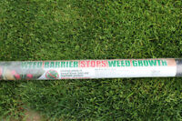 Weed barrier