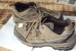 Steell Toe runners or work shoes