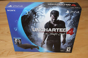 PS4 Slim 500GB 'Uncharted 4' Bundle ★BRAND NEW IN BOX★