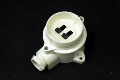 Alter Series Switch Exposed Art Deco White Light Switch Toggle Switch 1 Dispatch