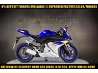 2015 64 YAMAHA YZF-R125 ABS 125CC 0% DEPOSIT FINANCE AVAILABLE