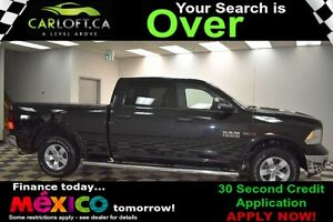 2015 RAM 1500 OUTDOORSMAN DIESEL CREW 4X4 - REMOTE START**NAV