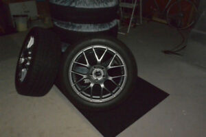 BMW X3 Winter Tire Package