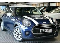 2014 MINI HATCH COOPER 1.5 COOPER 3d 134 BHP Hatchback Petrol Manual