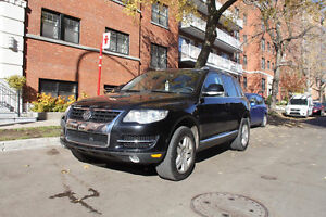2009 Volkswagen Touareg Fully equipped,V6, SUV, Crossover