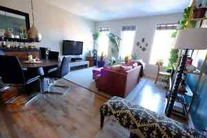 ATWATER MARKET - Luminous condo for rent - AVAILABLE NOW