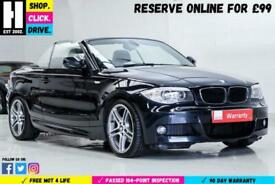 image for 2013 BMW 1 Series 2.0 120d Sport Plus Edition 2dr Convertible Diesel Manual