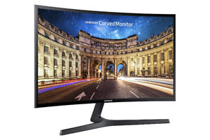 "Samsung C27F396 27"" Curved LED Gaming Monitor (New, scratched)"