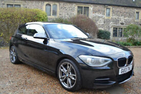 BMW M1 3.0 ( 320bhp ) 35i Sports Hatch Sport Auto 2013, 18K MILES, FULL BMW HIST