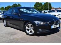 2012 BMW 3 SERIES 2.0 320D EFFICIENTDYNAMICS 4DR DIESEL