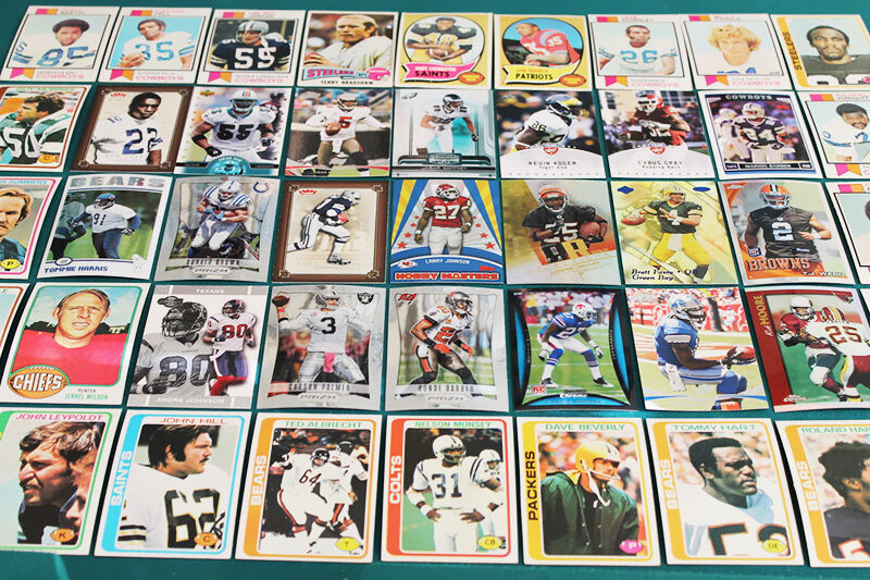 best football cards