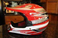 Motocross Sigi Pro Helmet size Junior Large