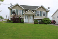 3 Bedroom Duplex in with Baby Barn Available October 1