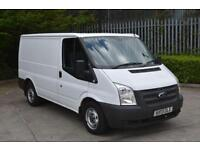 2.2 T280 FWD 5D 99 BHP SWB LOW ROOF DIESEL MANUAL VAN 2013